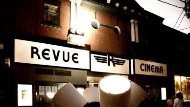 revue opening night