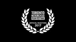 toronto motorcycle film festival logo