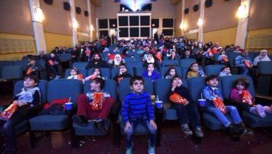 Newcomers Family Cinema