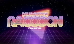 Dumpster Raccoon logo
