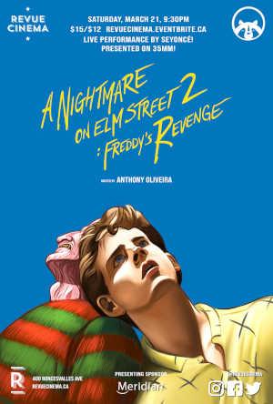 nightmare on elm street poster 2020