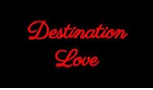 Destination love logo