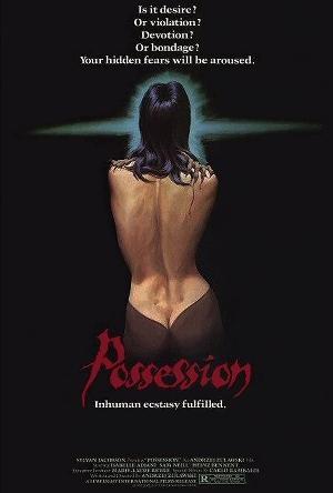 Possession 1981 poster