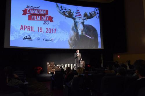Honouring National Canadian Film Day 150!